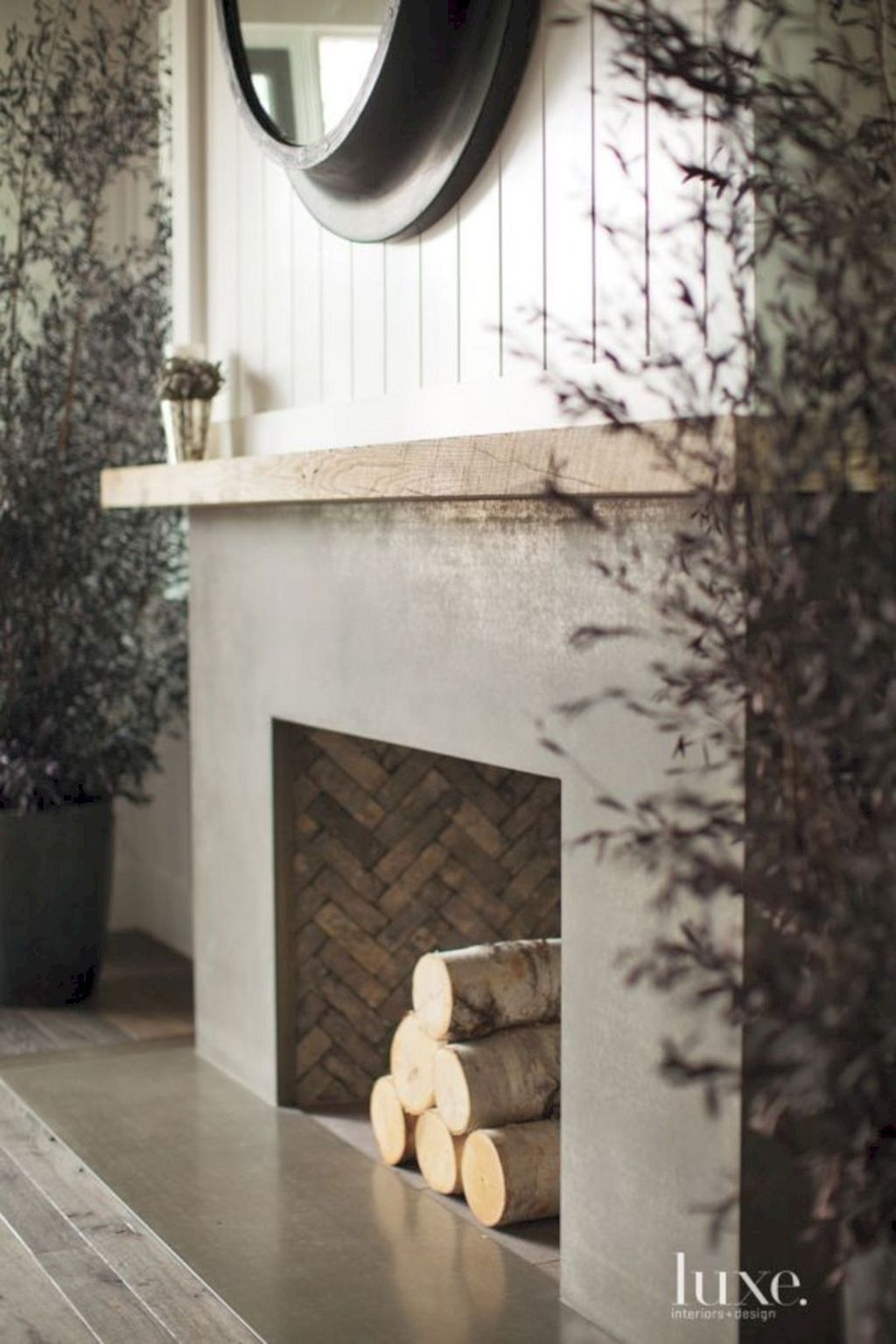 Cool Scandinavian Fireplace Design Ideas To Amaze Your Guests 09