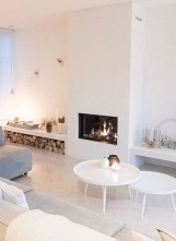 Cool Scandinavian Fireplace Design Ideas To Amaze Your Guests 10