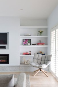 Cool Scandinavian Fireplace Design Ideas To Amaze Your Guests 14