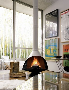 Cool Scandinavian Fireplace Design Ideas To Amaze Your Guests 18