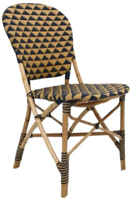 Cute Black Rattan Chairs Designs Ideas To Try This Year 08
