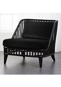 Cute Black Rattan Chairs Designs Ideas To Try This Year 19
