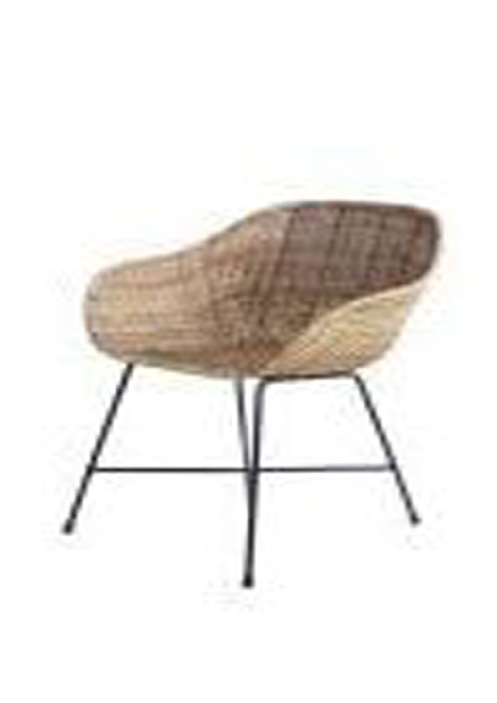 Cute Black Rattan Chairs Designs Ideas To Try This Year 21