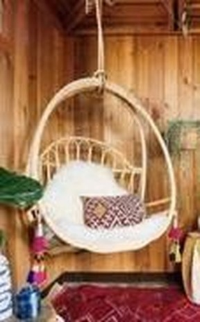 Cute Black Rattan Chairs Designs Ideas To Try This Year 26