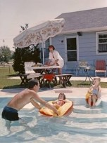 Cute Cabana Swimming Pool Design Ideas That Looks Charming 16