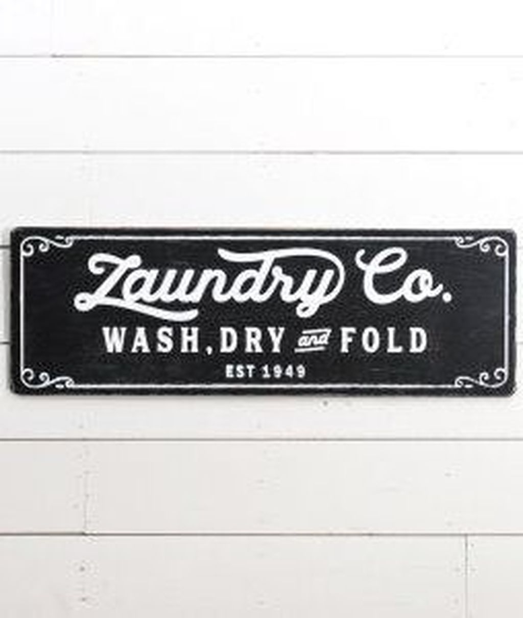 Enchanting Diy Easy Laundry Room Sign Ideas You Need To Try 10