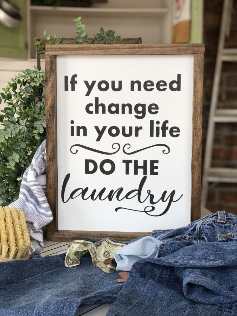 Enchanting Diy Easy Laundry Room Sign Ideas You Need To Try 22
