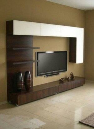 Enjoying Bedroom Design Ideas With Wall Tv To Try 27