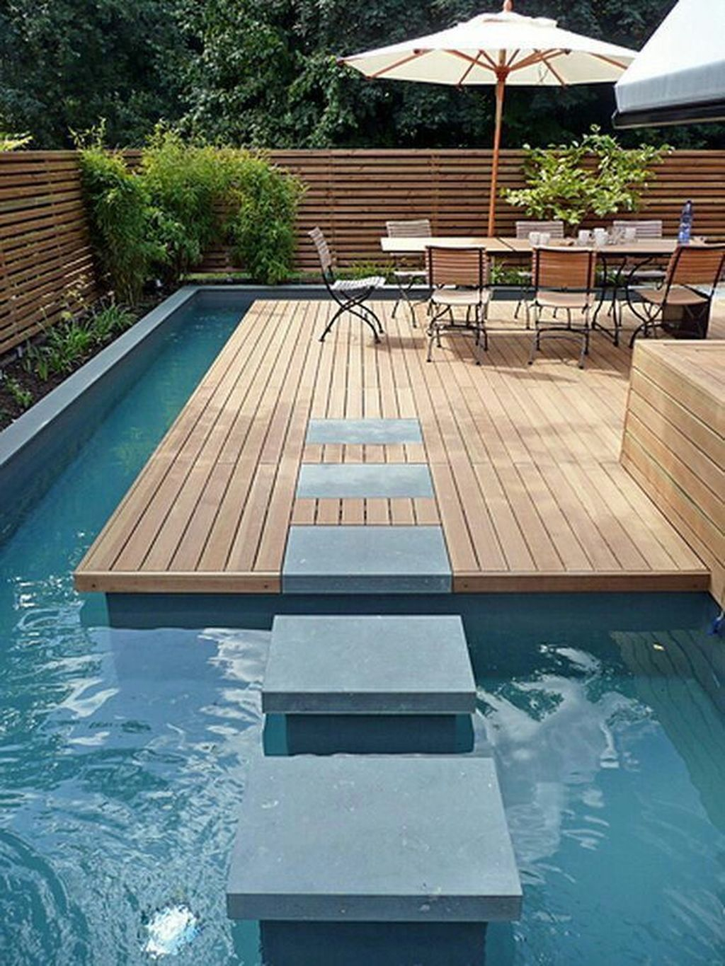 Flawless Small Pool Landscaping Design Ideas For Enchanting Home Outside 02