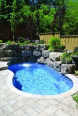 Flawless Small Pool Landscaping Design Ideas For Enchanting Home Outside 04