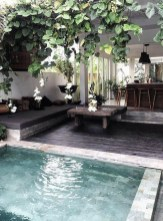 Flawless Small Pool Landscaping Design Ideas For Enchanting Home Outside 08
