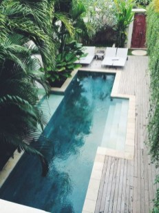 Flawless Small Pool Landscaping Design Ideas For Enchanting Home Outside 10