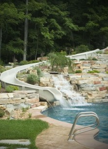 Flawless Small Pool Landscaping Design Ideas For Enchanting Home Outside 14