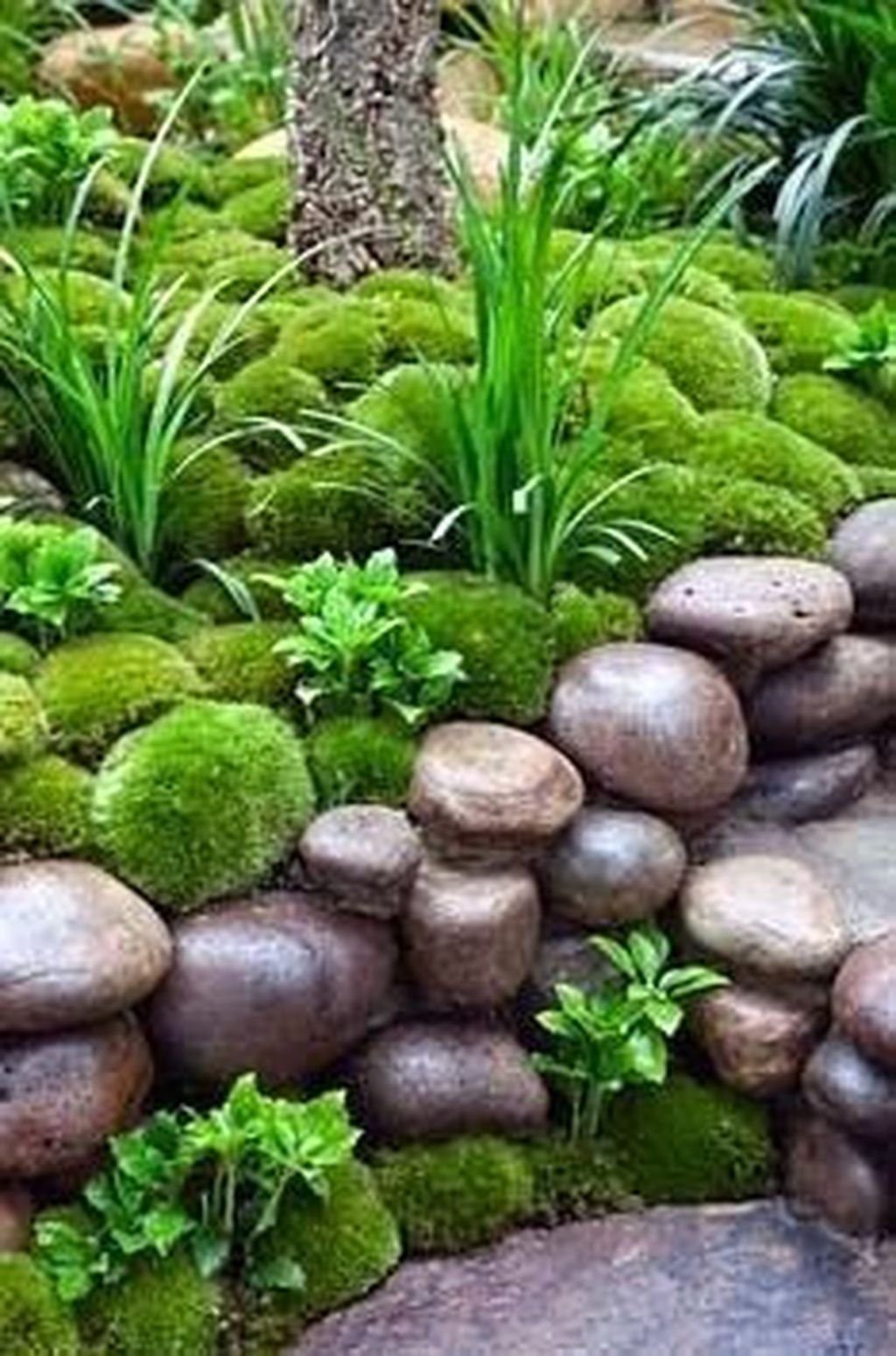 Inspiring Rock Garden Ideas To Make Your Landscaping More Awesome 06
