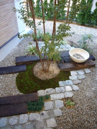Inspiring Rock Garden Ideas To Make Your Landscaping More Awesome 07