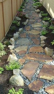 Inspiring Rock Garden Ideas To Make Your Landscaping More Awesome 14