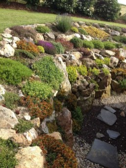 Inspiring Rock Garden Ideas To Make Your Landscaping More Awesome 29