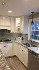 Luxury Grey Kitchen Backsplash Design Ideas For Your Inspiration 01