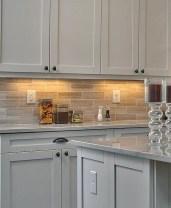 Luxury Grey Kitchen Backsplash Design Ideas For Your Inspiration 08