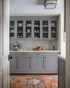 Luxury Grey Kitchen Backsplash Design Ideas For Your Inspiration 18