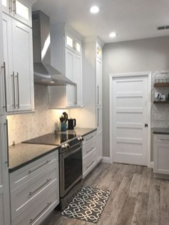 Luxury Grey Kitchen Backsplash Design Ideas For Your Inspiration 20