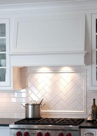Luxury Grey Kitchen Backsplash Design Ideas For Your Inspiration 25