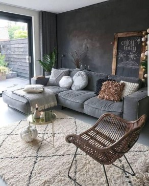 Modern Summer Living Room Color Schemes Ideas For More Comfort And Fresh 06
