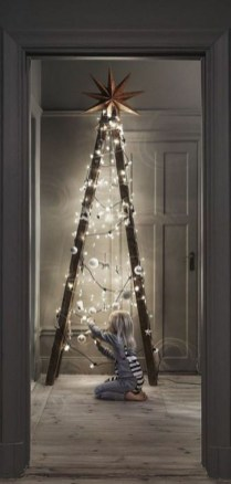 Pretty Christmas Decor Ideas For Small Space To Try Asap 06