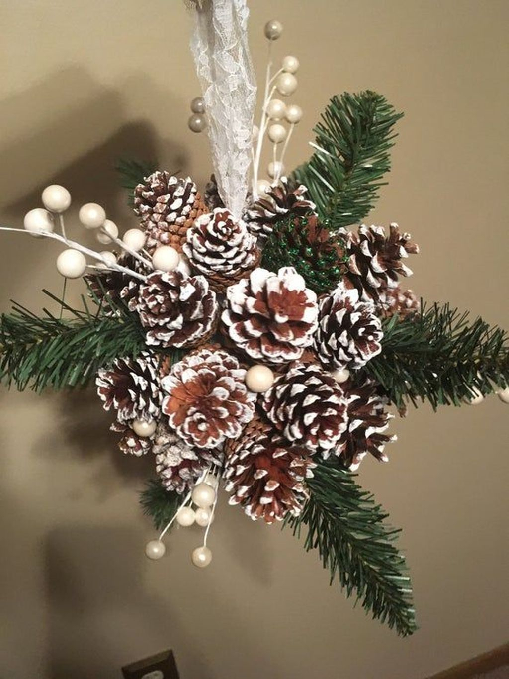 Rustic Winter Decor Ideas For Home To Try Asap 04