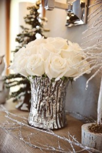 Rustic Winter Decor Ideas For Home To Try Asap 06