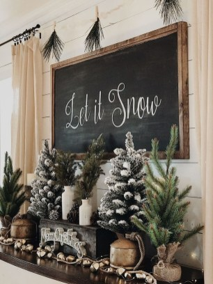 Rustic Winter Decor Ideas For Home To Try Asap 26