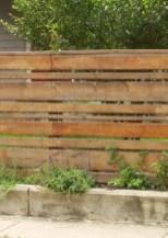 Surpising Fence Design Ideas To Enhance Your Beautiful Yard 01