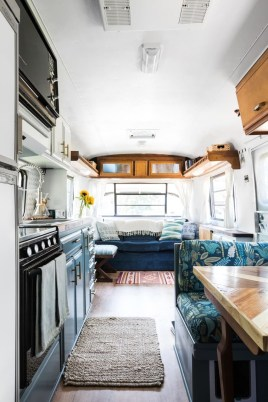 Wonderful Bohemian Rv Interior Designs Ideas For More Fun And Cheerful 25