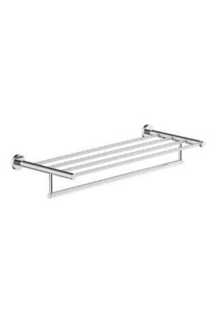 Amazing Bathroom Shelf Ideas With Industrial Farmhouse Towel Bar Tips For Buying It 12