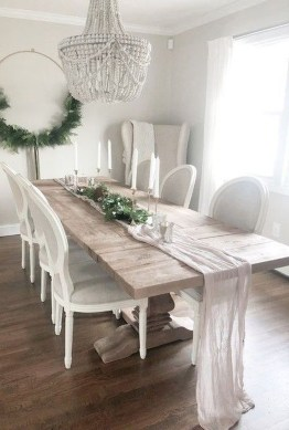 Amazing Dining Room Table Decor Ideas To Try Soon 07