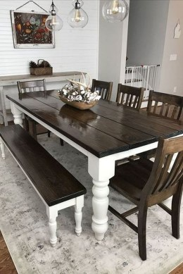 Amazing Dining Room Table Decor Ideas To Try Soon 08