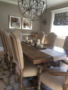 Amazing Dining Room Table Decor Ideas To Try Soon 10