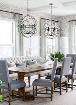 Amazing Dining Room Table Decor Ideas To Try Soon 11