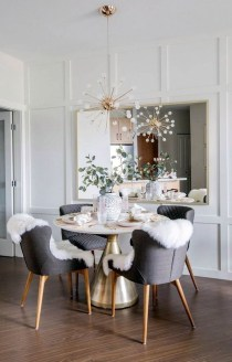 Awesome Small Dining Room Table Decor Ideas To Copy Asap 07