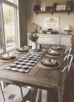 Awesome Small Dining Room Table Decor Ideas To Copy Asap 20