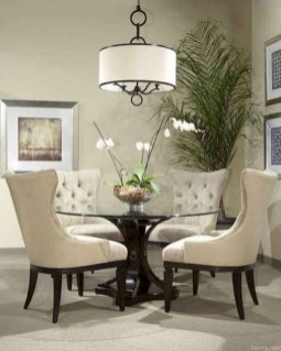 Awesome Small Dining Room Table Decor Ideas To Copy Asap 29
