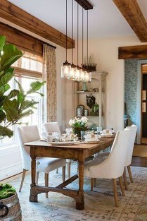 Awesome Small Dining Room Table Decor Ideas To Copy Asap 32