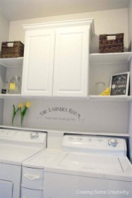 Best Small Functional Laundry Room Decoration Ideas That Looks Cool 05
