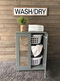 Best Small Functional Laundry Room Decoration Ideas That Looks Cool 06