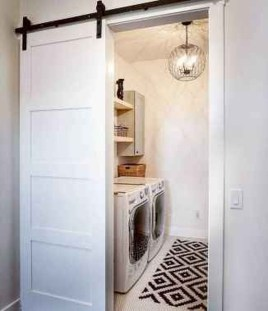 Best Small Functional Laundry Room Decoration Ideas That Looks Cool 12