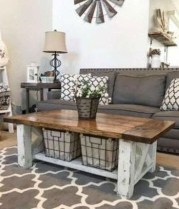 Comfy Farmhouse Living Room Decor Ideas To Copy Asap 14