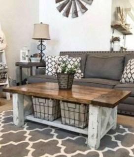 Comfy Farmhouse Living Room Decor Ideas To Copy Asap 14