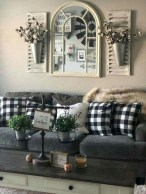 Comfy Farmhouse Living Room Decor Ideas To Copy Asap 29
