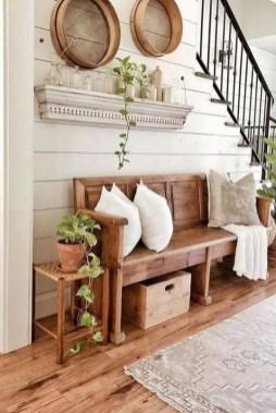 Comfy Farmhouse Living Room Decor Ideas To Copy Asap 33