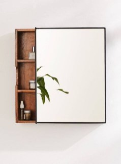 Cool Bathroom Mirror Ideas That You Will Like It 04
